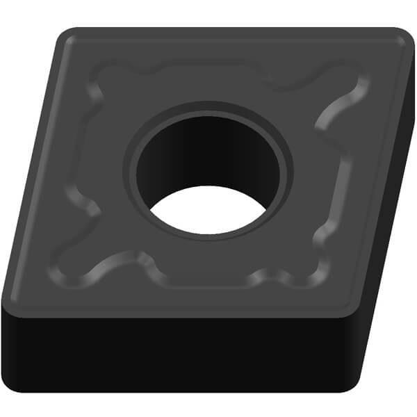 сменная многогранная токарная пластина cnmg 120408 fx для черновой обработки чугуна