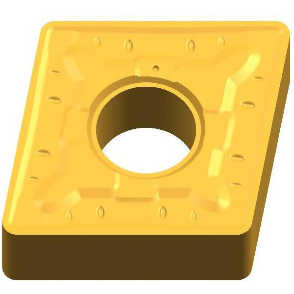сменная многогранная токарная пластина cnmg 160612 st для черновой обработки стали